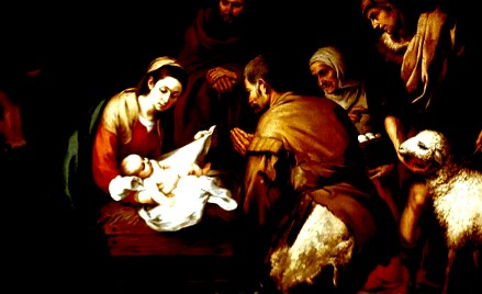 CHRISTMAS: 25TH OF DECEMBER – SOLEMNITY OF THE NATIVITY OF THE LORD – THE MASS AT DAWN – GOSPEL READING – LUKE 2:15-20